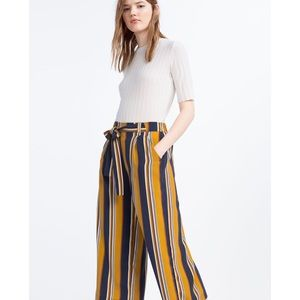 Zara Trafaluc Collection Pant Size L